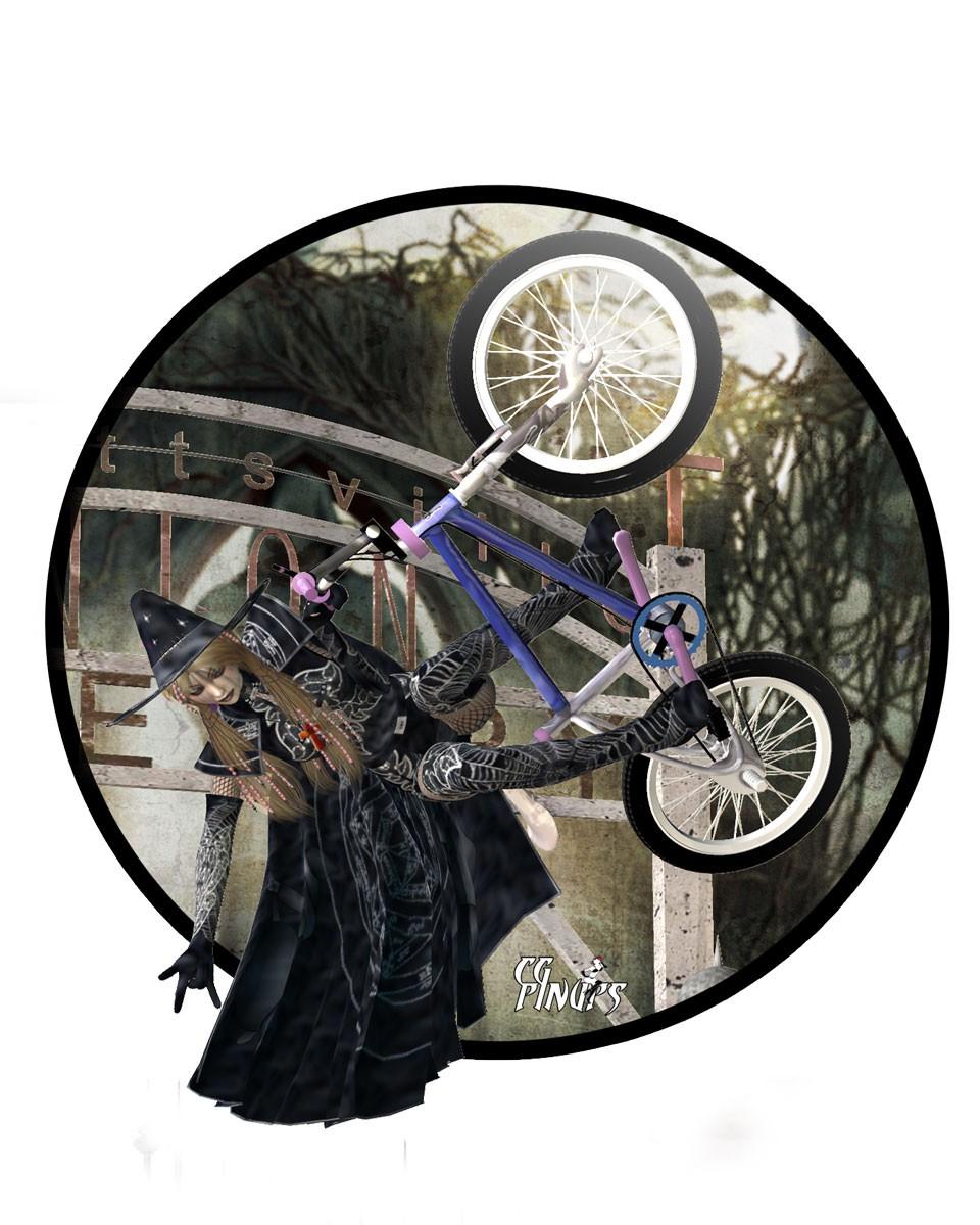 Witch-BMX